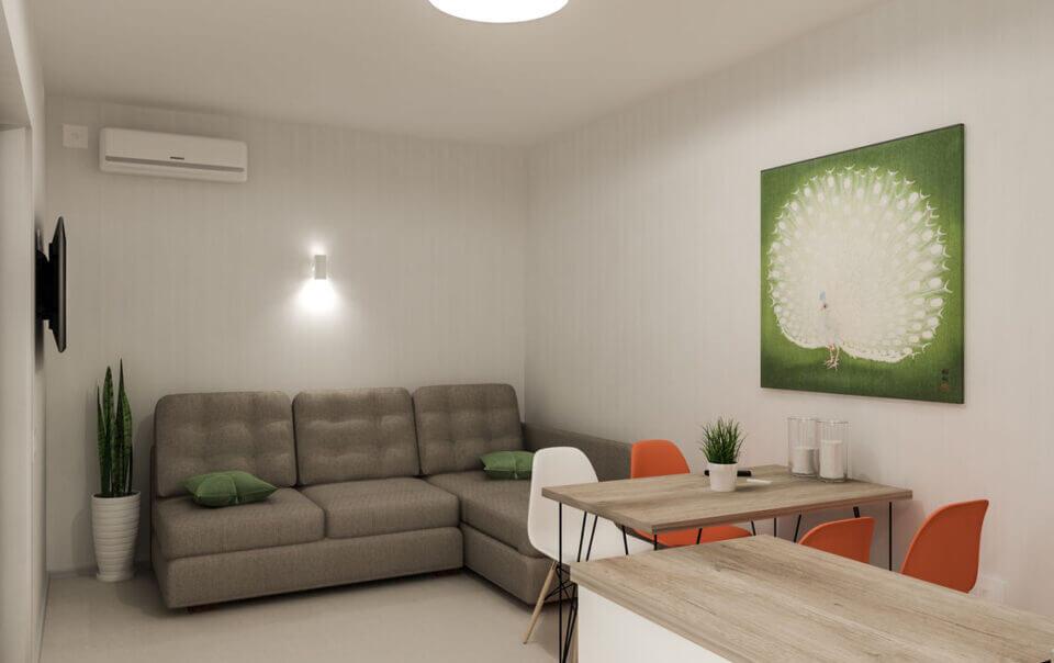 Апартаменты №1,4,6,9